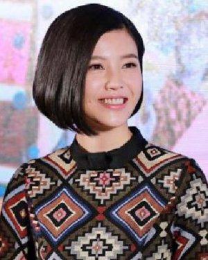 《重返20岁》杨子珊发型 内扣梨花头俏皮可爱图片
