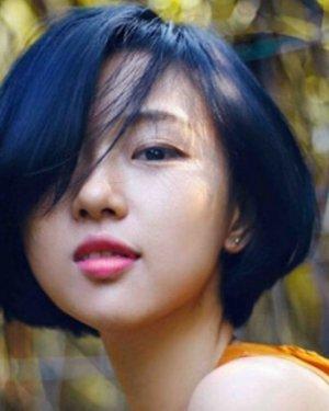 长脸适合的短发,长脸女生发型设计图片
