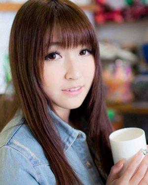 彰显甜美清新的直发刘海365bet