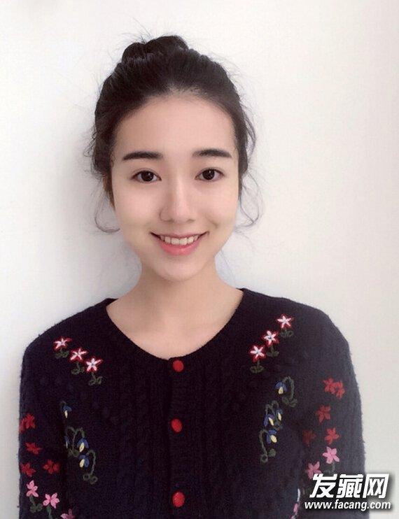 【图】简单懒人一族韩系麻花丸子头(7)_丸子头发型_发图片