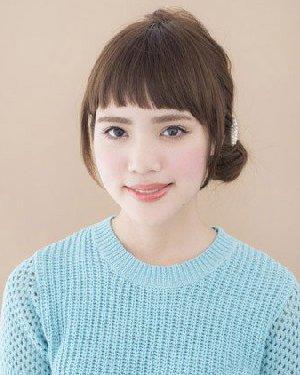 【丸子头扎法】_最新丸子头扎法发型图片大全_发型扎