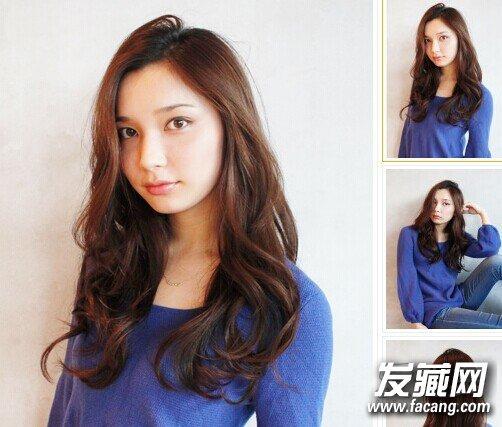 长发卷发发型 层次感卷发最受欢迎(3)图片
