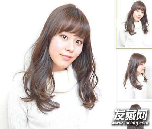 长发卷发发型 层次感卷发最受欢迎(4)图片