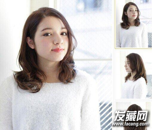 长发卷发发型 层次感卷发最受欢迎(5)图片