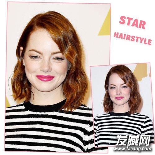 小s对短发十分的狂热 发型谁最美?(6)图片