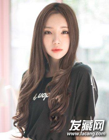 长发大卷发型图片 蓬松大卷更显风情(5)