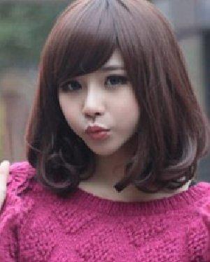 春季什么发型最好看 甜美范十足梨花头发型