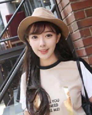 齐刘海短发发型 刘海修颜巧搭塑小脸(2)
