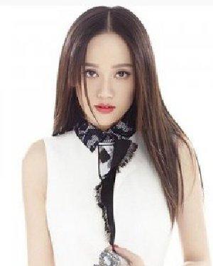 张雨绮露额发型 别再让刘海毁了你的气质(6)图片