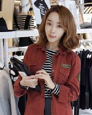 染什么颜色好看 韩式短卷发发型时尚范儿