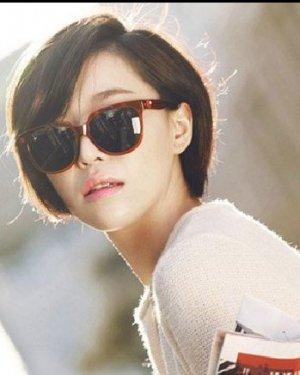 2015什么发型最好看 学韩妞个性的时尚短发发型