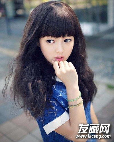 90后女生个性的发型 时尚设计最养眼(4)