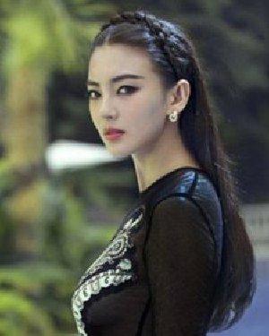 张雨绮发型分享展示图片