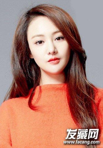发型网 发型图片 卷发发型图片 > 《相爱》郑爽不止脸在变 韩式卷发迎图片