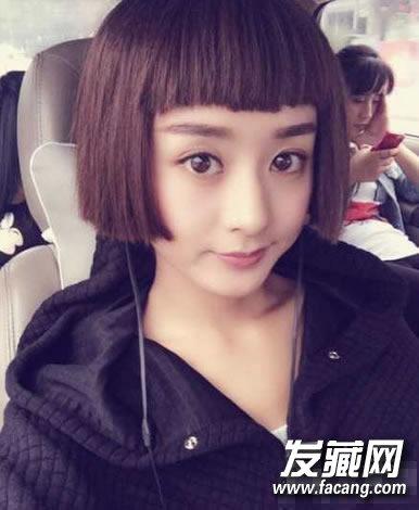 发型网 发型设计 短发发型       凭借近两年热播的几部电视剧,赵丽颖