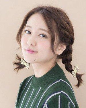 【图】瀑布辫编法图解长短发都适合(2)_麻花辫发型_发图片
