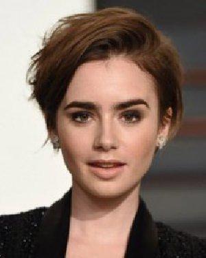 优雅女人味发型 10大明星示范精灵感短发