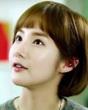 韩式可爱波波头短发 内扣发型小脸显瘦
