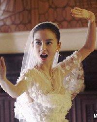 黄晓明baby婚礼倒计时 女神新娘发型挨个数