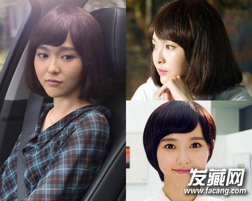 唐嫣杨幂刘诗诗 那些年被假发坑过的女星(6)