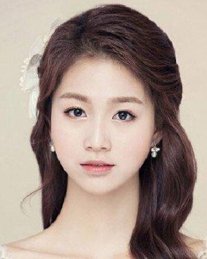 最新韩式新娘发型设计 倪妮杨颖教你挑新娘发型