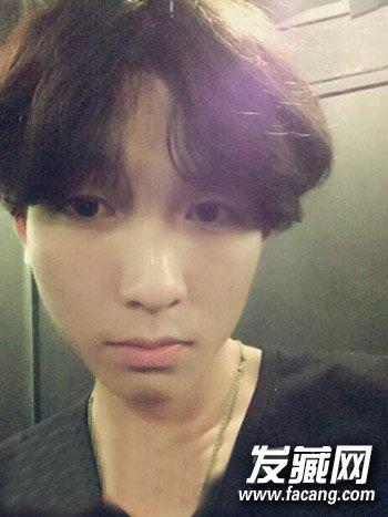 发型网 男生发型 韩式男发型