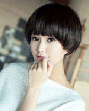 短发蘑菇头发型图片!9款短发蘑菇头发型图片