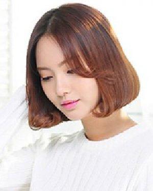 今夏最流行的韩式中短发 90后女生最爱清新发型