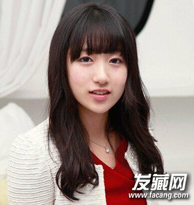 今夏最流行的韩式中短发 90后女生最爱清新发型(4)