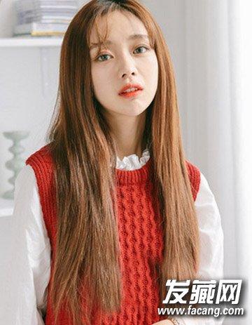 韩式设计瘦 →可爱甜美风蛋卷头长发发型 韩式蛋花卷你get