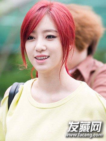 韩国夏季发型5图片