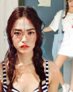 麻花辫也能承包夏季!跟韩妞学8种编发发型