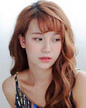 女生小清新长发发型 女生十足的温柔气质感
