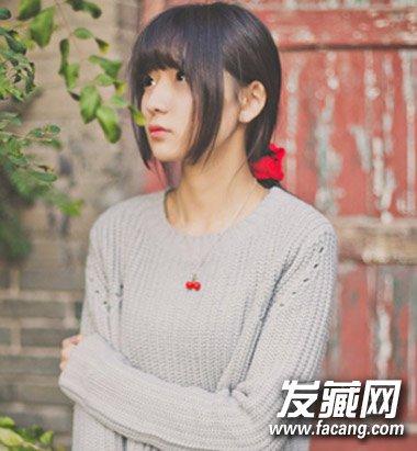 韩国淑女发型扎发集锦 简单韩式发型扎法
