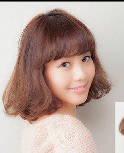 中长发烫发发型图片 夏季最流行发型设计