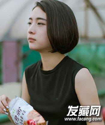 非常减龄清新韩式短发 8款清新可爱