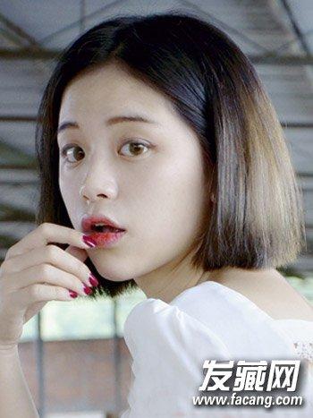 非常减龄清新韩式短发 8款清新可爱(2)