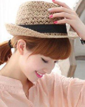 戴帽子适合什么发型 适合戴帽子的发型