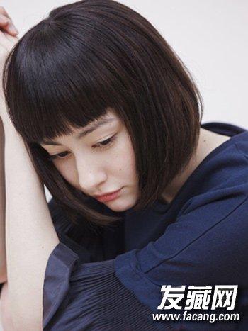 圆脸少女发型 →圆脸适合空气刘海吗 可爱的学生发型设计 →圆脸适合图片