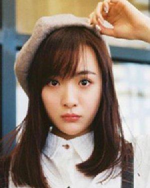 > 2015最新发型圆脸女孩应剪什么刘海图片