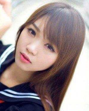 胖脸斜刘海发型 斜刘海发型清纯更修颜