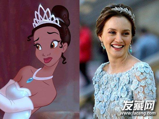 《公主和青蛙》tiana公主——皇冠盘发