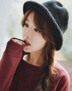 韩式瘦脸编发 流行甜美都靠它