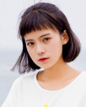 【女生短发头型】_发型图片大全_发藏网图片