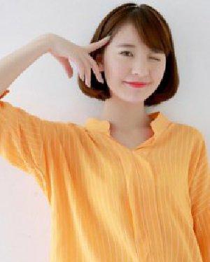 齐肩短发发型设计 8款简单时尚有气质