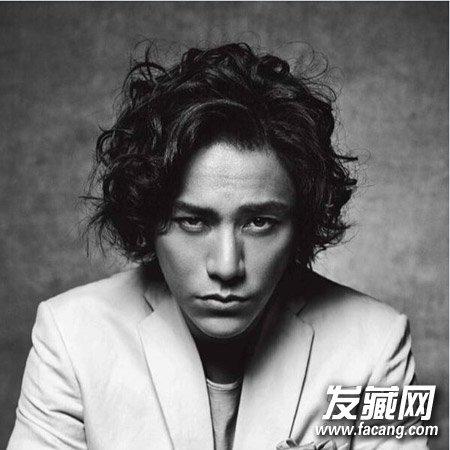 【图】水瓶座怪蜀黍陈坤发型 长发短发都很帅(5)_男士图片