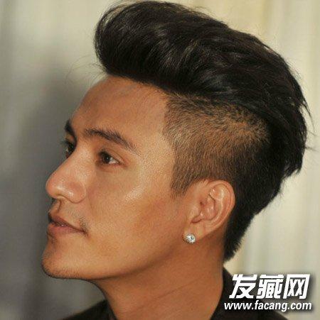 水瓶座怪蜀黍陈坤发型 长发短发都很帅(7)
