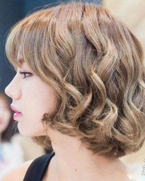 百变的日韩风BOB短发 女星示范短发波波头剪多长才好看