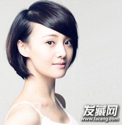 从清纯少女到女神 郑爽发型丸子头的高扎发(2)