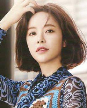 韩国中短发发型 知性韩式短发造型。